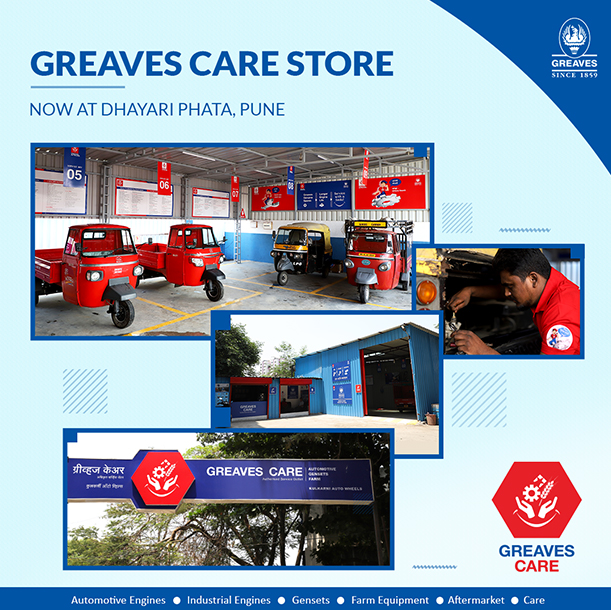 greaves auto care stores
