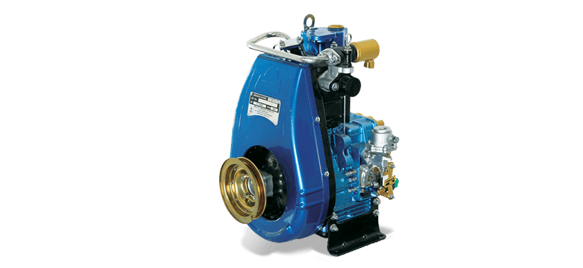 Greaves Automotive Engines, G 435 A Single Cylinder Diesel Engine
